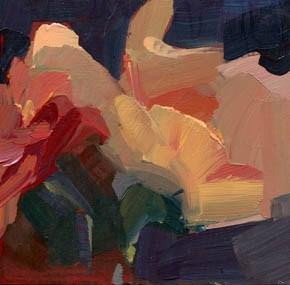 """""""1259 twenty-four"""" original fine art by Lisa Daria"""