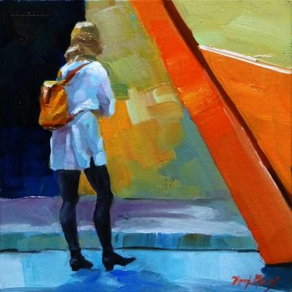 """traveler"" original fine art by Jurij Frey"