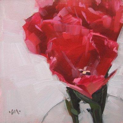 """""""Far Reaching"""" original fine art by Carol Marine"""