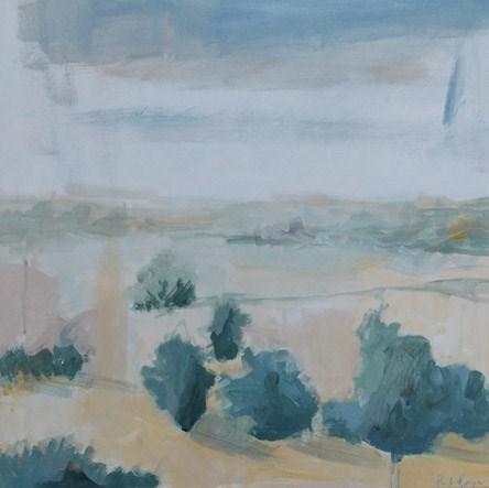 """Conservation Area"" original fine art by Pamela Munger"