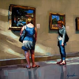 """Tuters"" original fine art by Karin Jurick"