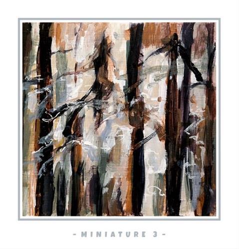 """2320 Mini-Series -3"" original fine art by Dietmar Stiller"