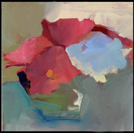 """2498 rows and rows"" original fine art by Lisa Daria"