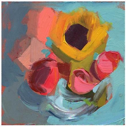 """2698 Alden Studio, Duxbury Workshop"" original fine art by Lisa Daria"