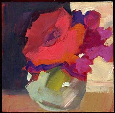 """""""2145 lull"""" original fine art by Lisa Daria"""