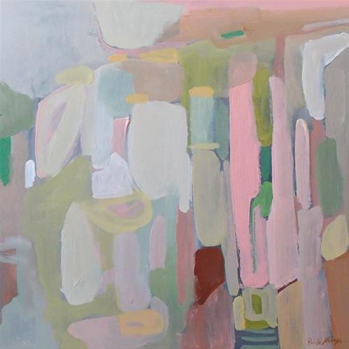 """""""Modern Nomad"""" original fine art by Pamela Munger"""