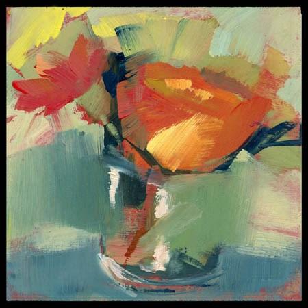 """2423 limbs and twigs"" original fine art by Lisa Daria"