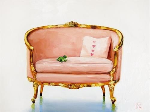 """someday"" original fine art by Kimberly Applegate"