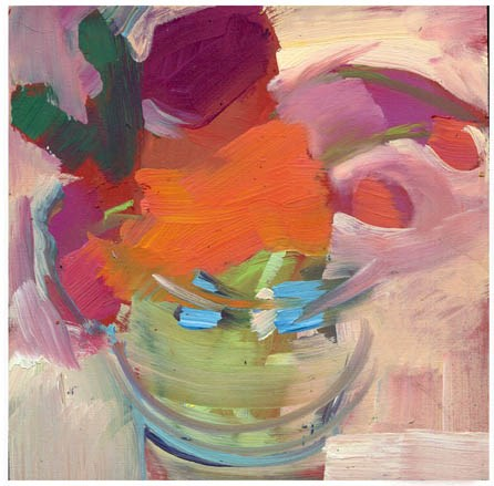 """""""2634  Three Hour Tour"""" original fine art by Lisa Daria"""
