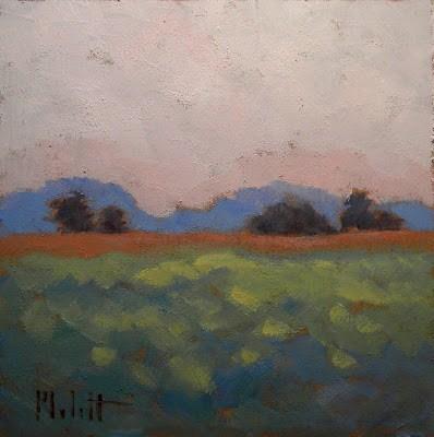 """""""Quiet Morning"""" original fine art by Heidi Malott"""