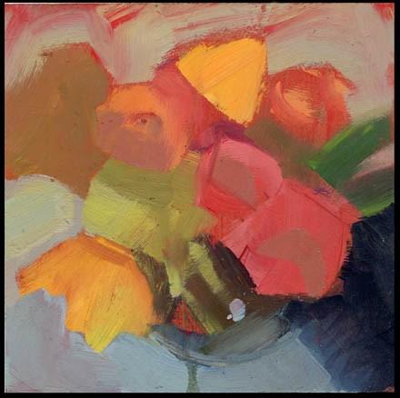 """2441 Celia, Celia"" original fine art by Lisa Daria"