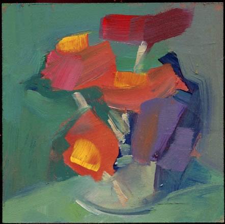 """""""2278 Each thing"""" original fine art by Lisa Daria"""