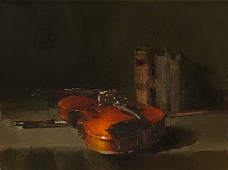 """Classical Moment"" original fine art by Qiang Huang"
