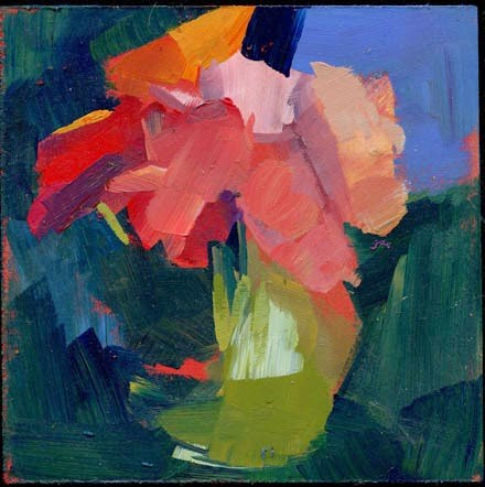"""2004 instinct"" original fine art by Lisa Daria"
