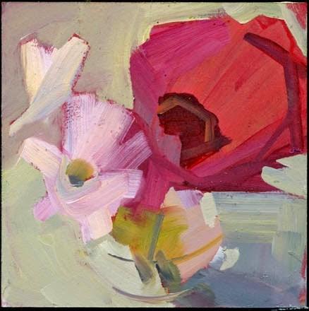 """1818 Long Green Fields"" original fine art by Lisa Daria"