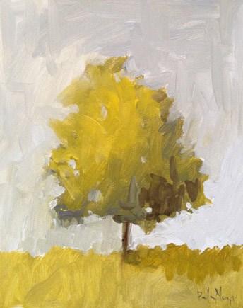 """""""Autumn Tree"""" original fine art by Pamela Munger"""
