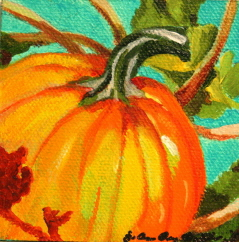 """""""Tuesday Afternoon."""" original fine art by JoAnne Perez Robinson"""