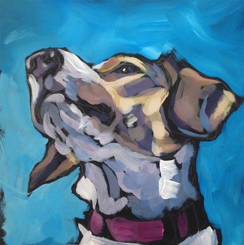 """""""Josie's Maple"""" original fine art by Kat Corrigan"""