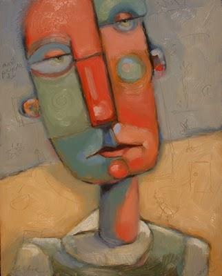 """Most People Do"" original fine art by Brenda York"