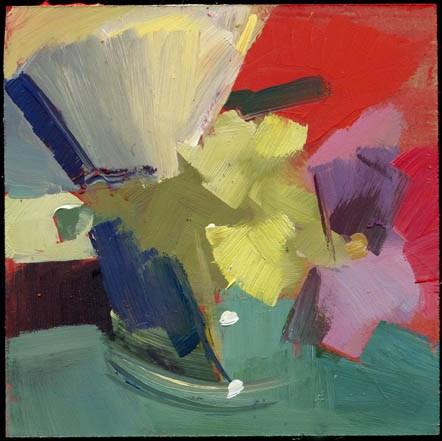 """2203 sail flow"" original fine art by Lisa Daria"