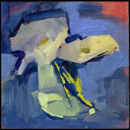 """2090 flamingo"" original fine art by Lisa Daria"