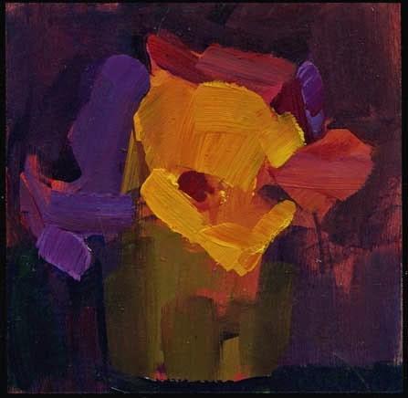 """1990 Class of"" original fine art by Lisa Daria"