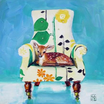 """my only sunshine"" original fine art by Kimberly Applegate"