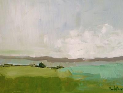 """Now that it's May"" original fine art by Pamela Munger"