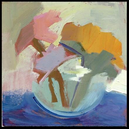 """""""2522 beachy"""" original fine art by Lisa Daria"""