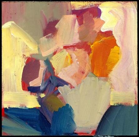 """""""2050 facetime"""" original fine art by Lisa Daria"""