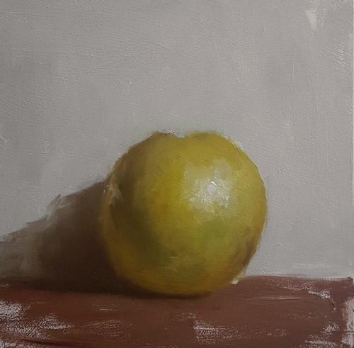 """""""Grapefruit"""" original fine art by Neil Carroll"""