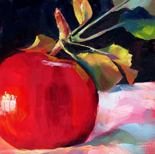 """Different Strokes"" original fine art by Brenda Ferguson"
