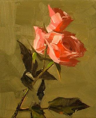 """Gratitude Buy now for $119.99"" original fine art by Qiang Huang"