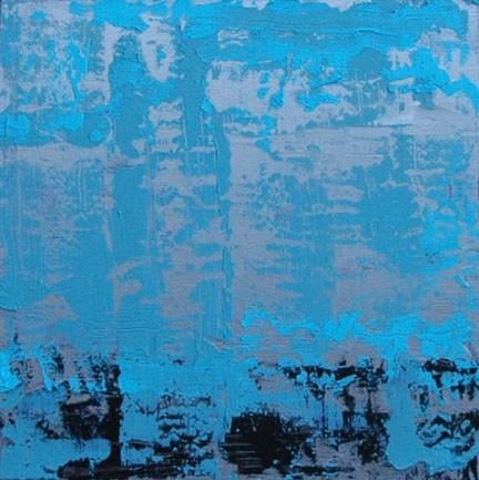 """WATER"" original fine art by Linda Popple"