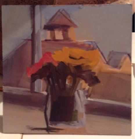 """2250 Nantucket"" original fine art by Lisa Daria"