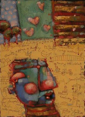 """Eeny, Meeny, Miney Mo"" original fine art by Brenda York"