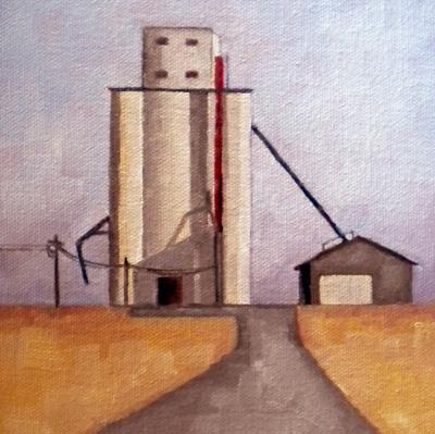 """Smooth Operator"" original fine art by Darla McDowell"