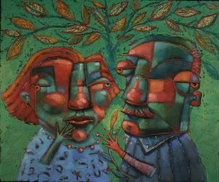 """Fly Away With Me"" original fine art by Brenda York"