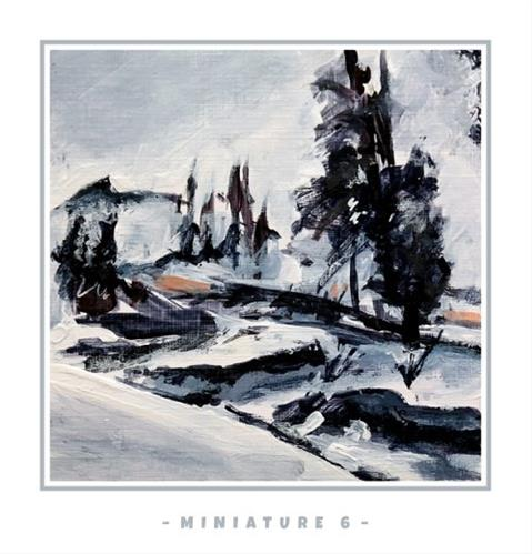"""2323 Mini Series -6"" original fine art by Dietmar Stiller"