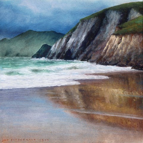 """Slea Head"" original fine art by Joe Fitzgerald"