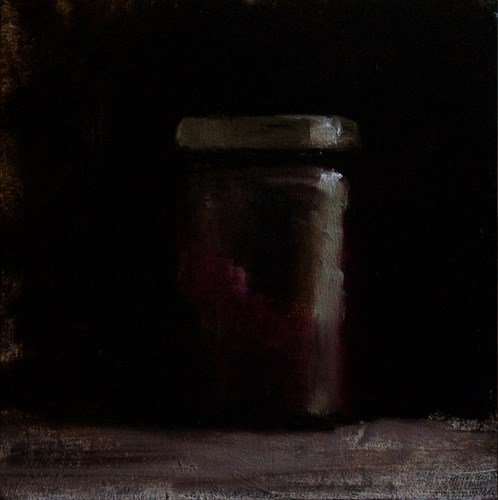 """Jam Jar"" original fine art by Neil Carroll"