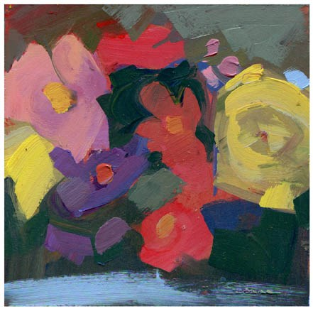 """2692 such as it is part II"" original fine art by Lisa Daria"