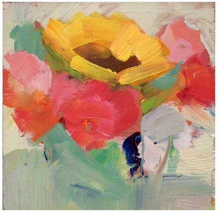 """2626 Reward"" original fine art by Lisa Daria"