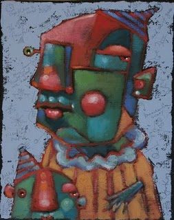 """Short Stuff"" original fine art by Brenda York"
