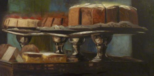 """""""Sweets!"""" original fine art by Jonelle Summerfield"""