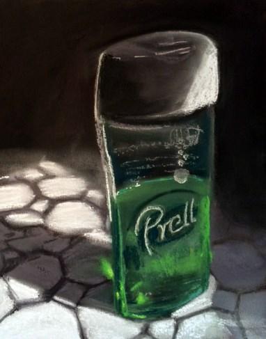 """Remembering Prell"" original fine art by Cristine Kossow"