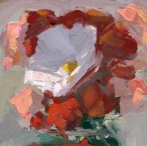 """#1039 Nestled"" original fine art by Lisa Daria"