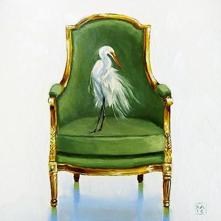 """show off"" original fine art by Kimberly Applegate"