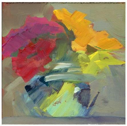 """2645 Five Stages"" original fine art by Lisa Daria"