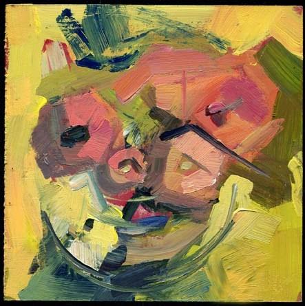 """""""2104 ring"""" original fine art by Lisa Daria"""